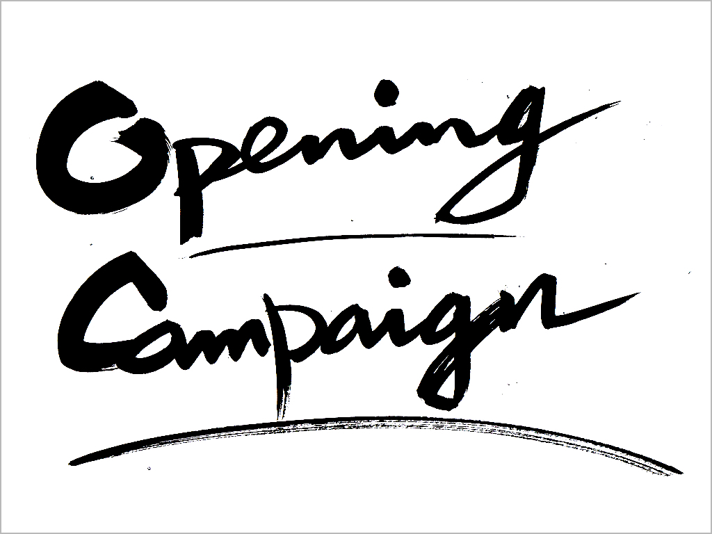 OpeningCampaign